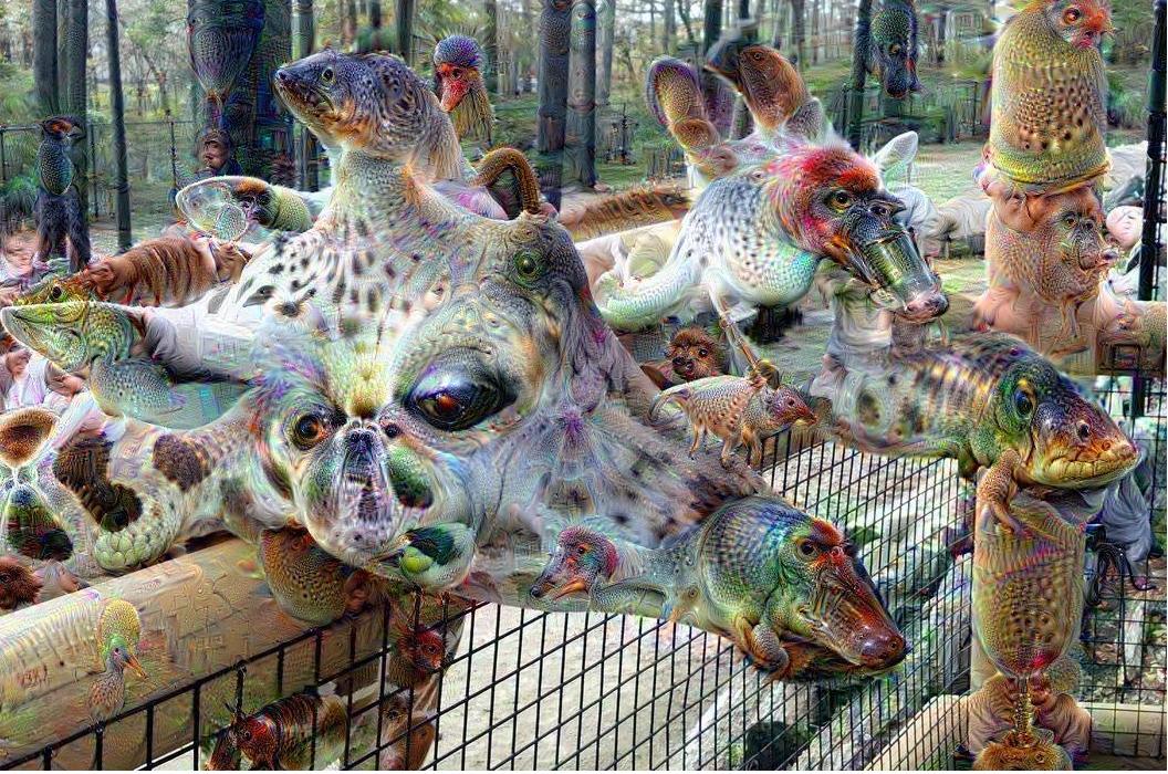 giraffeedream giclee